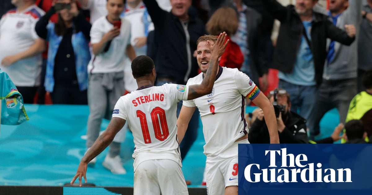 England send Germany out and Ukraine leave it late – Euro 2020 Football Daily