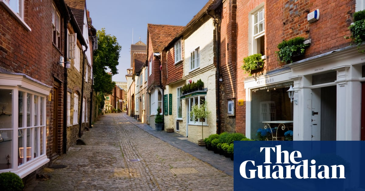 Petworth and Pulborough, West Sussex: straight out of Miss Marple