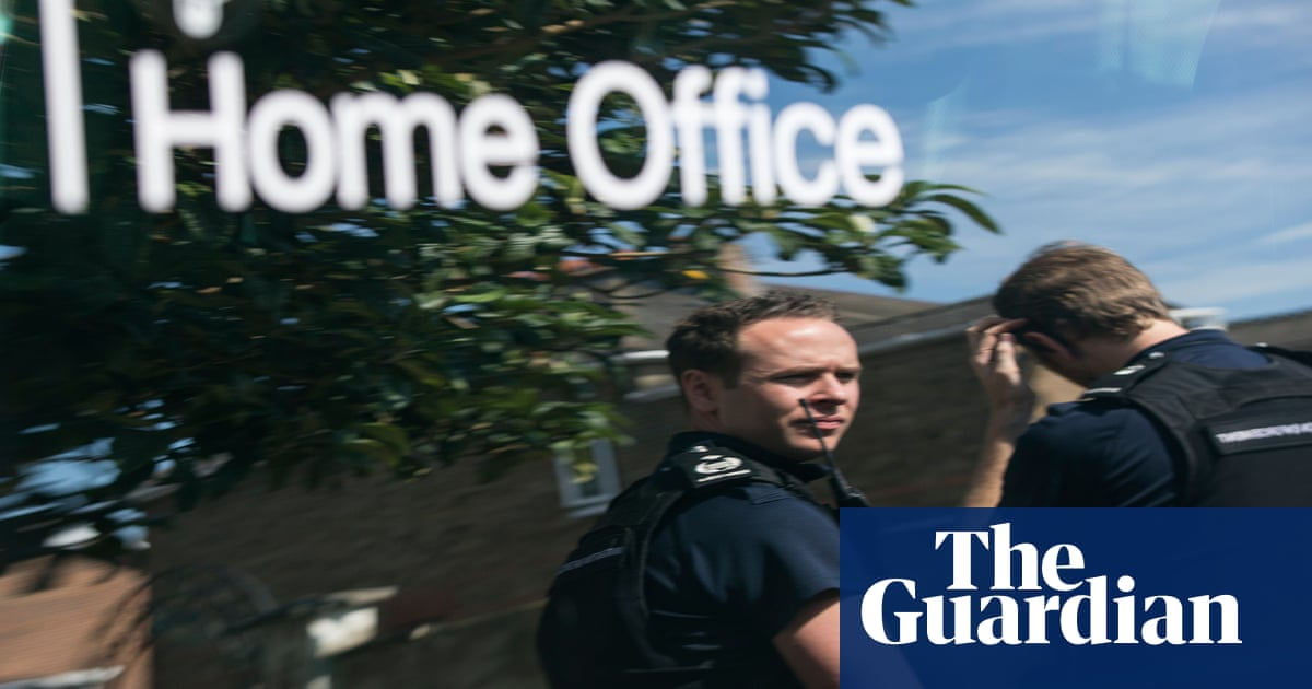 Deplorable actions of a chaotic Home Office