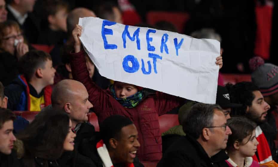 Arsenal fan