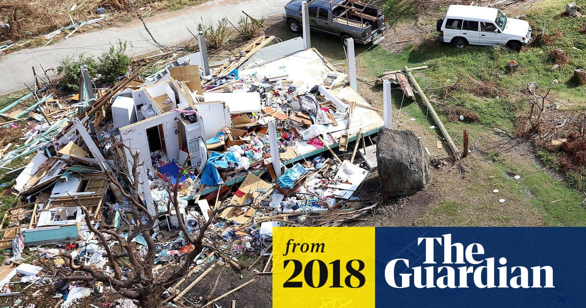 Britain 'will strengthen response to hurricanes in Caribbean