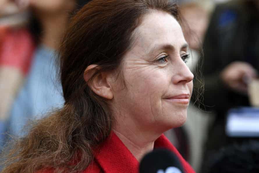 Carolyn Graydon, manager of the Asylum Seeker Resource Centre's Human Rights Law Program.