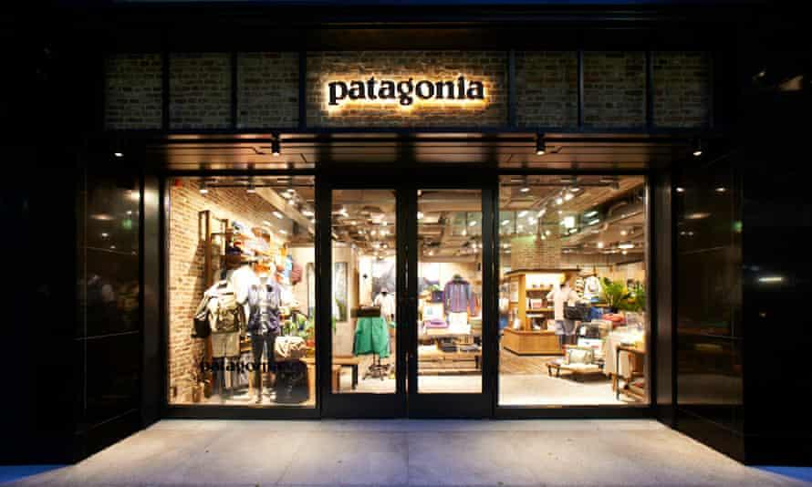 Patagonia store.