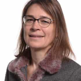 Saskia Hansen, deputy vice-chancellor of Aston University