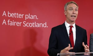 Jim Murphy speaking at a press conference on Friday