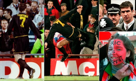 Eric Cantona and 'the hooligan': the impact of the kung-fu kick 25 years on