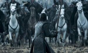 Game of Thrones<br>Kit Harington as Jon Snow