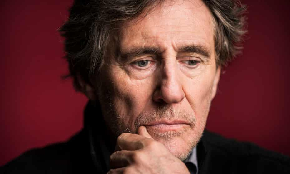 Gabriel Byrne ... 'Hollywood isn't interested in making artistic statements. It's interested in making money.'