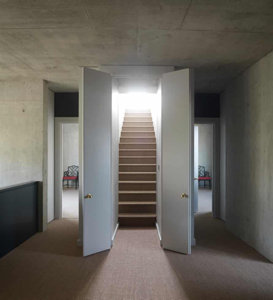The celestial staircase…
