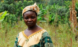 Rebecca Masika Katsuva and her two daughters, then aged nine and 13, were raped by uniformed gunmen who broke into their home in Eastern Congo.