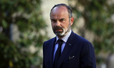 Édouard Philippe will remain as head of an interim government until Macron names his successor.  Photograph: Thomas Coex/AP  Édouard Philippe, the