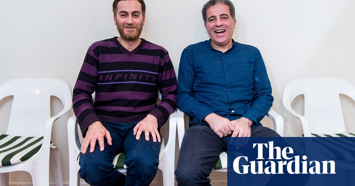 'I like the rain': the only Syrian family in a Welsh village
