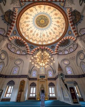 Islam: Tokyo Camii mosque