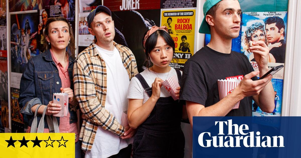 Screen 9 review – vivid verbatim play about Colorado cinema shooting