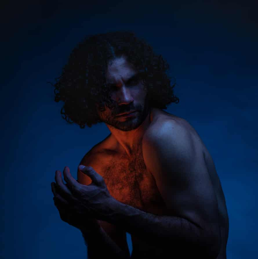 Blood of my Blood, an image from the photographic series Tether (2020) by Michael Jalaru Torres.