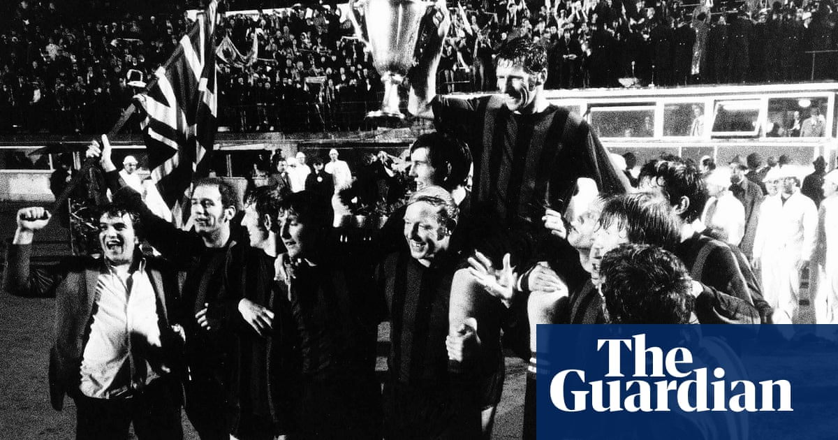 How Mercer and Allison brought glory in Europe to Manchester City in 1970