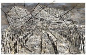 Anselm Kiefer's The Veneziano Amplitude, 2019