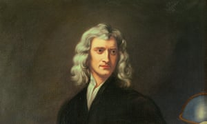 Sir Isaac NewtonENGLAND - JANUARY 01: Sir Isaac Newton (1642-1727) .Canvas. (Photo by Imagno/Getty Images) [Sir Isaac Newton (1642-1727) . Gemaelde.]