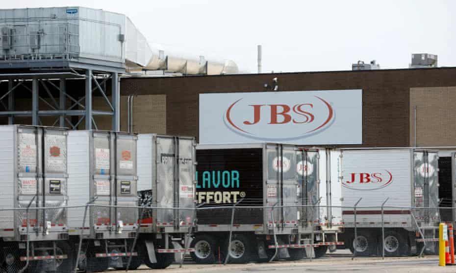 JBS, the world's largest meat processing company, recently paid ransomware hackers $11m.