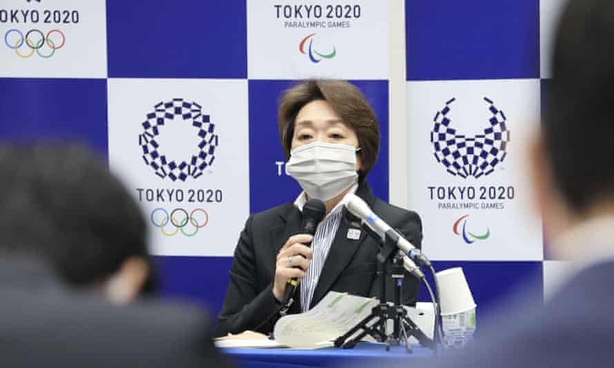 Seiko Hashimoto, president of the Tokyo 2020 committee, said 'we cannot postpone again'.