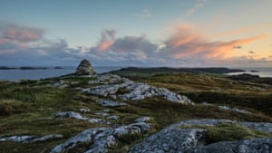 Autumn equinox, Isle of Iona, Scotland, by Sandra Angers-Blondin.