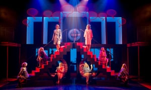 Jackie the Musical's design is inspired by thought-bubble photo stories.