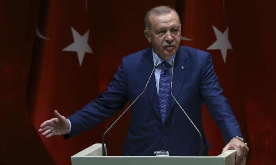 Recep Tayyip Erdoğa