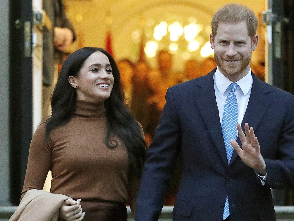 Prince Harry and Meghan Markle sign multi-year Netflix deal   Netflix   The  Guardian