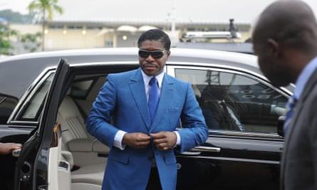 Teodoro (aka Teodorin) Nguema Obiang Mongue