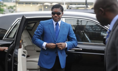 French trial reveals vast wealth of Equatorial Guinean president's son