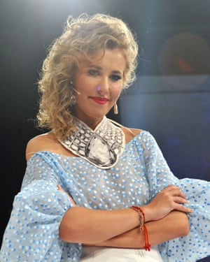 Sobchak in Moscow in 2012.