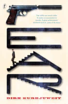 cover of Fear, by Dirk Kurbjuweit