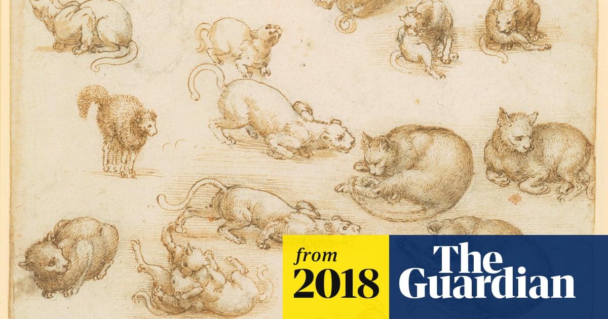 Queen's Leonardo da Vinci drawings to be shown across UK