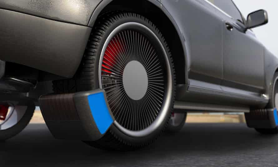 Tyre Collective's prototype