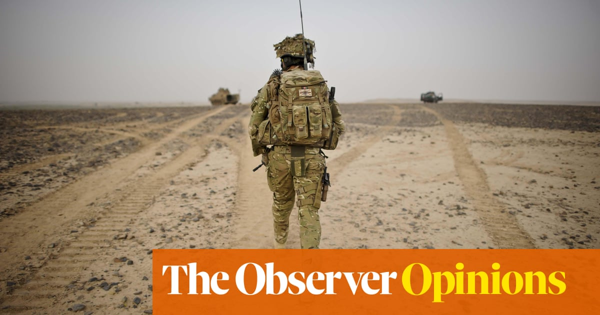 We failed so badly in Afghanistan. But to throw in the towel now would be an act of betrayal
