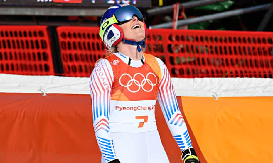Lindsey Vonn said this will be her final Olympics
