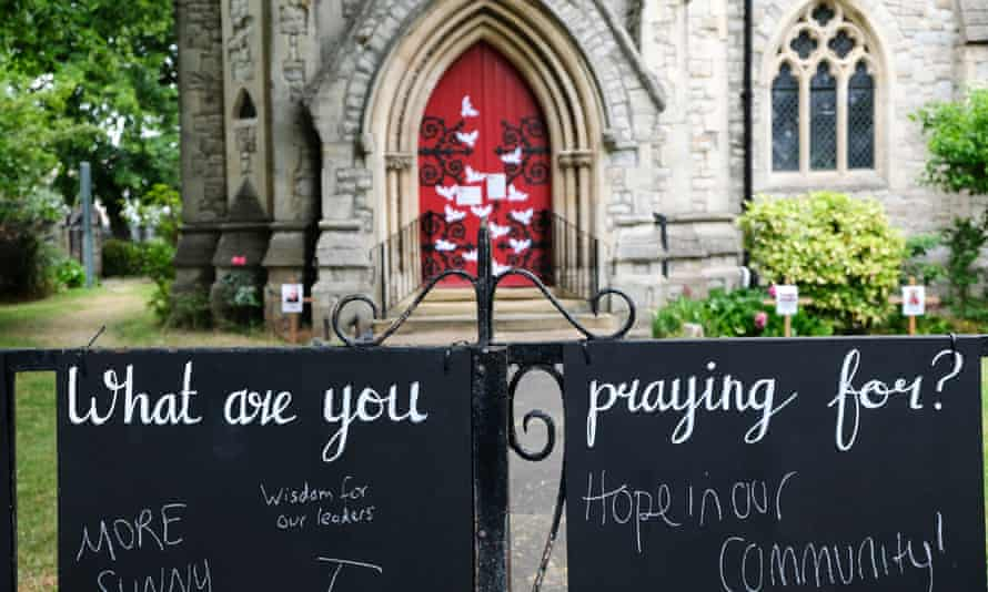 St Anne's church, London