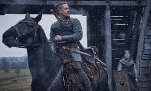 Uhtred from The Last Kingdom