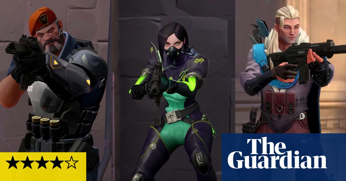 Valorant review – mind games and strategy meet competitive shooting | Games | The Guardian thumbnail