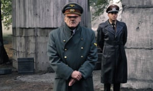 Bruno Ganz as Adolf Hitler in 2004's Downfall