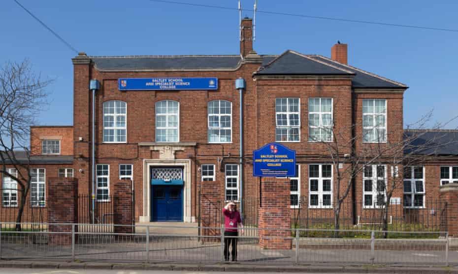 Saltley School, Birmingham