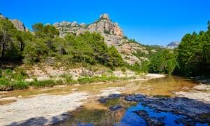 Matarraña, a piece of genuine Spanish wilderness.