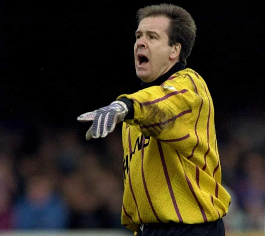 Is Clive Baker the shortest keeper to have played in the Premier League?