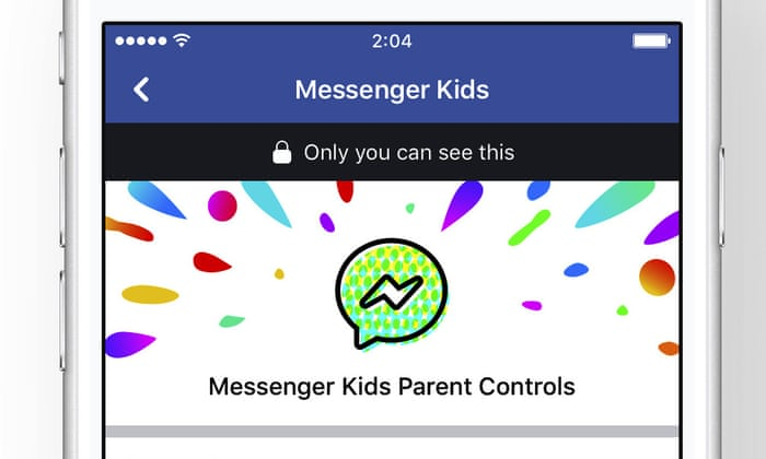Facebook 'youth team' to focus on Messenger Kids app for under-13s