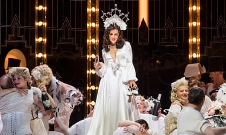 Life for retired opera singers in the house that Verdi built