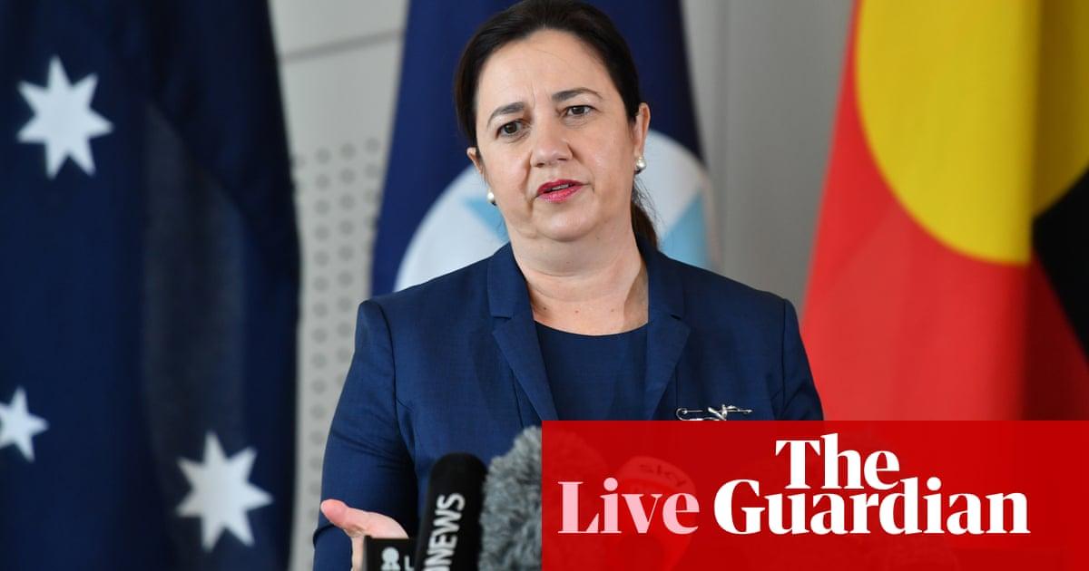 Australia live news: Queensland orders hundreds to restart quarantine over fears of UK Covid variant – The Guardian
