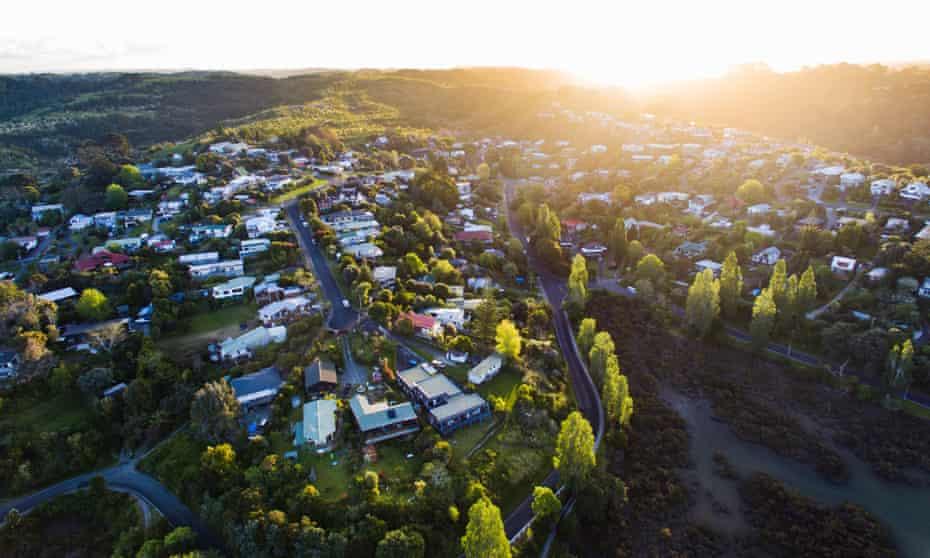 A housing development in Auckland.
