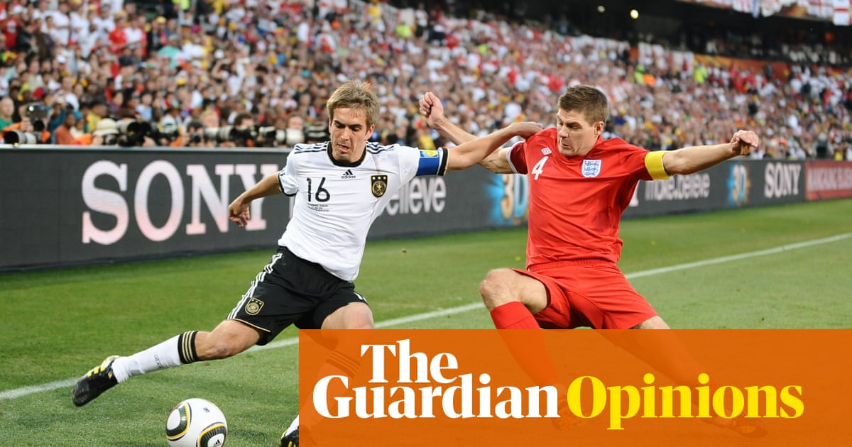 England and Germany are both works in progress, but Southgate has more stability