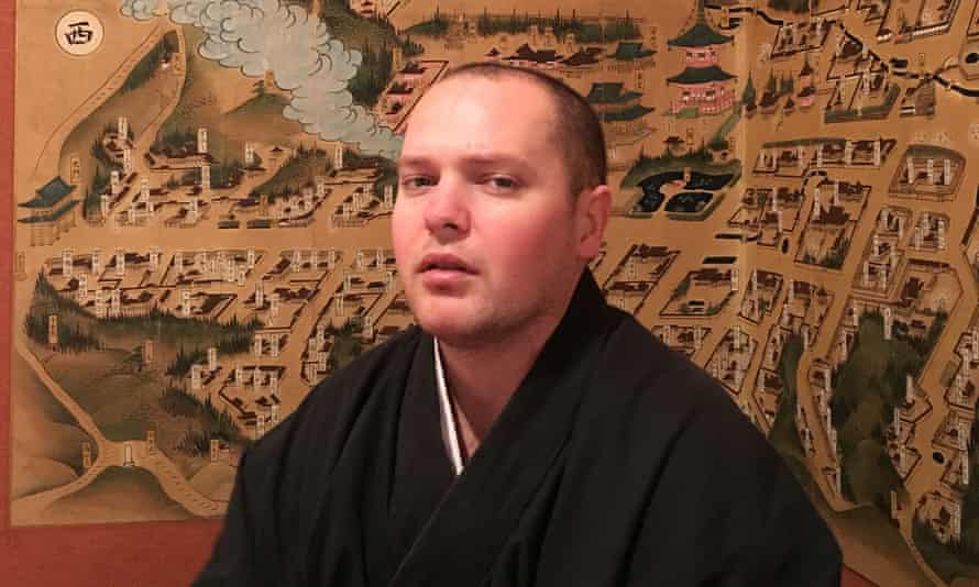 Daniel Kimura has lived in Japan for 15 years.