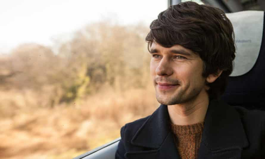 Train of thought … Danny (Ben Whishaw) in the last episode of London Spy.